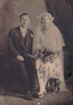 Alex and Mollie Kaiser, May 1, 1926