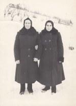 Russian Fritzler Aunts circa 1950